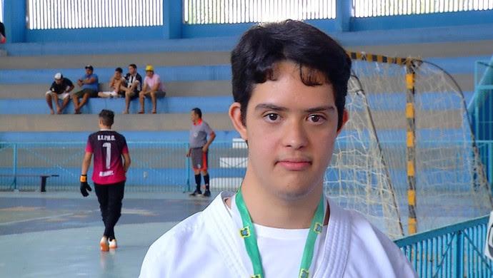 Jerns 2016 - Gabriel Santiago (Foto: Luiz Henrique/GloboEsporte.com)