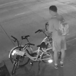 Police release video of person snipping bike share brake cables