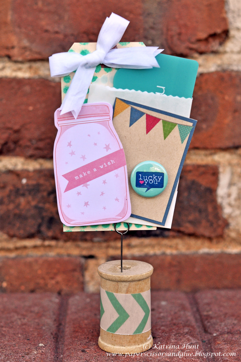 A Little Paper Bakery Altered Project
