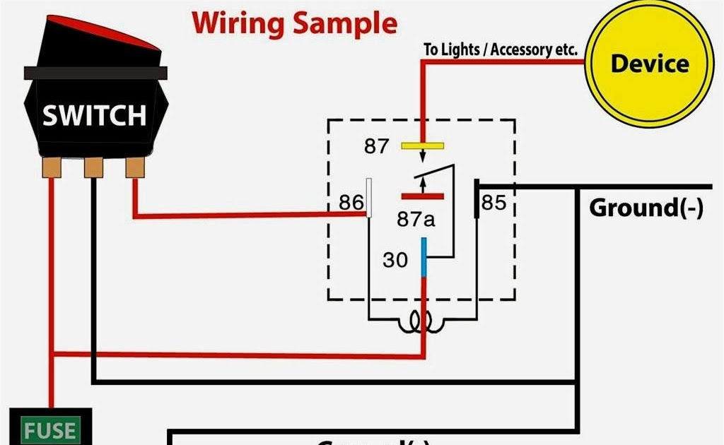 2 Way Switch Wiring 12v Light | schematic and wiring diagram