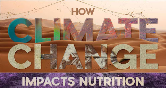 How Climate Change Impacts Nutrition [Infographic]