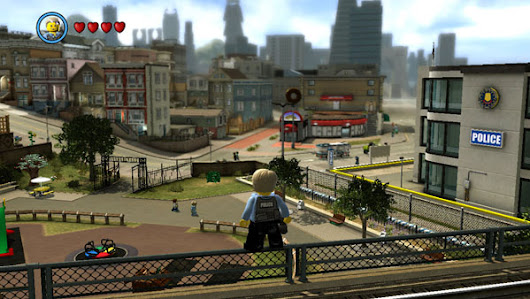 LEGO City Undercover Download Pełna Wersja PC