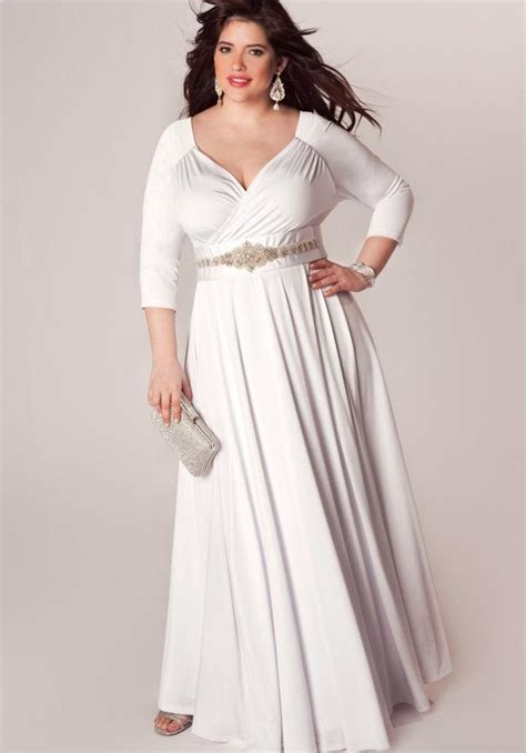 Flowy plus size dresses   PlusLook.eu Collection