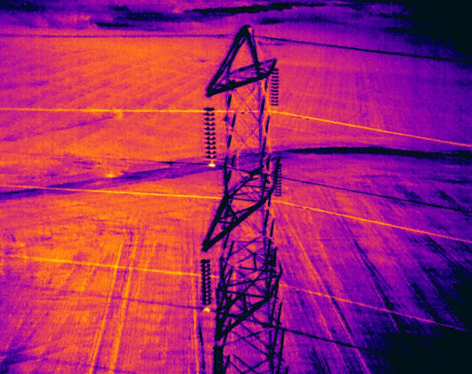 "Peek Drones on Twitter: ""#thermal #inspections #drones #renewables #energy #om #maintenance #solar #flir @flir contact us to find out more """