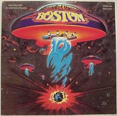 boston album cover