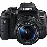 Canon EOS Rebel T6i Digital SLR Camera with EF-S 18-55mm IS STM Lens Kit Refurbished