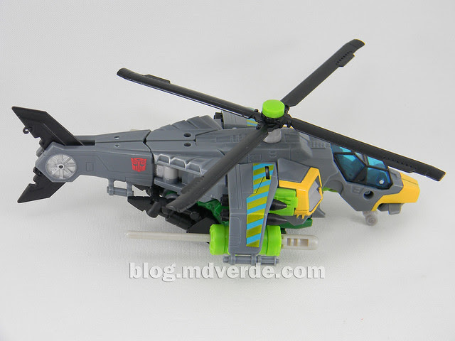 Transformers Springer Deluxe - Generations GDO - modo alterno