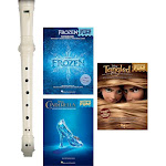 Hal Leonard - Disney Magic: Instructional Songbooks Pack and Recorder
