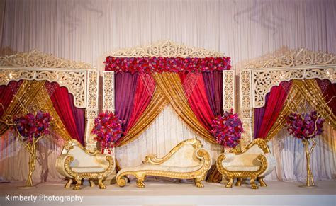 Pakistani wedding decor   Photo 68132