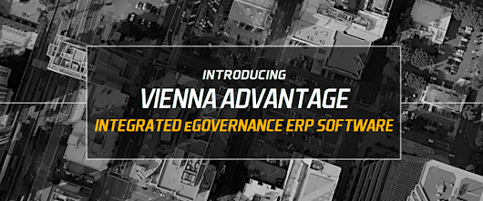 Introducing VIENNA Advantage eGovernance ERP software solution