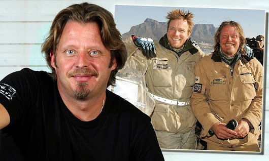 Interview: Charley Boorman shares his travel tales