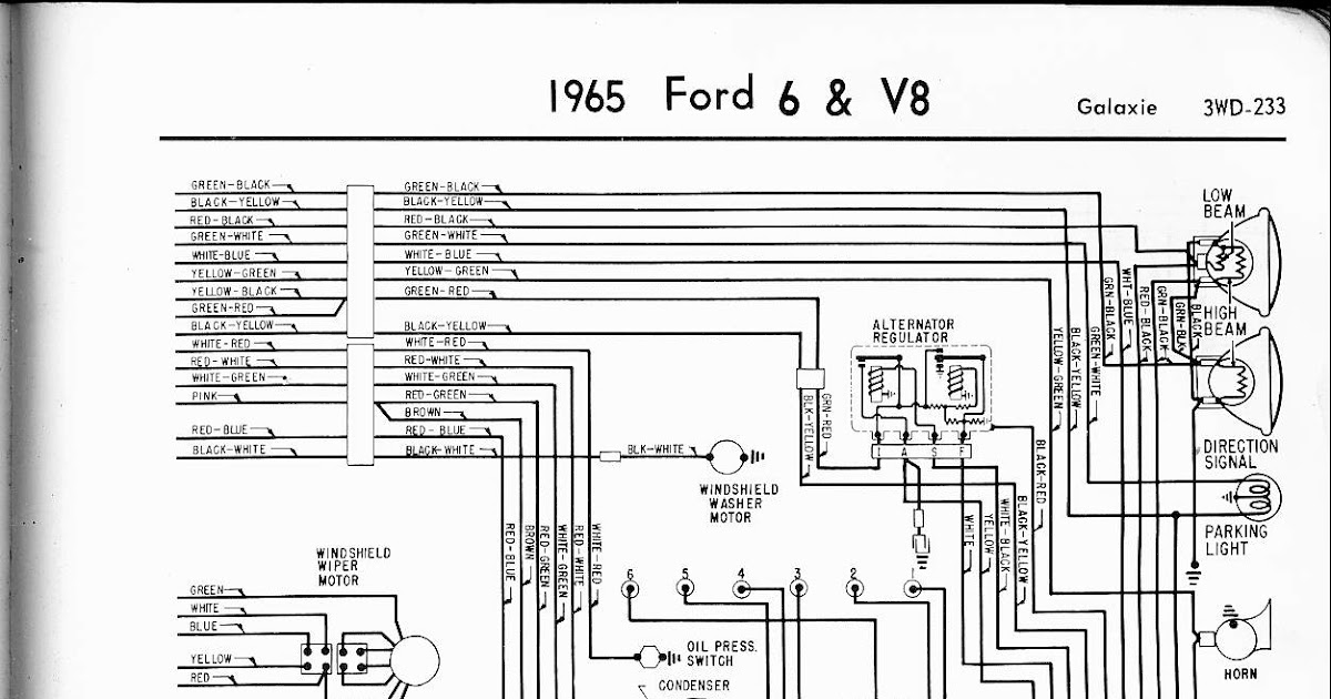 Wiring Diagram Ford Galaxy