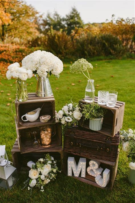 Bohemian Beautiful Intimate Outdoor Farmhouse Wedding   Eh