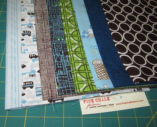 little boy blue from Pink Chalk Fabrics