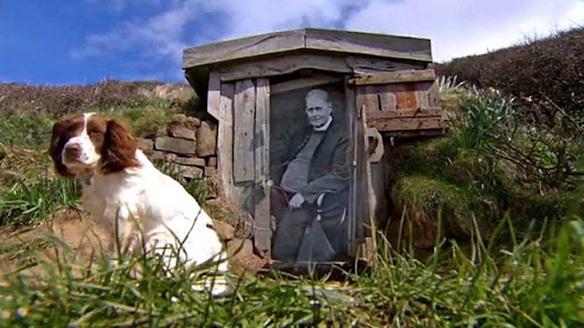 BBC One - Coastal Path, Hidden Places: Inside Hawker's Hut