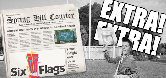 Spring Hill Courier to deliver free daily paper to every home in Hernando County