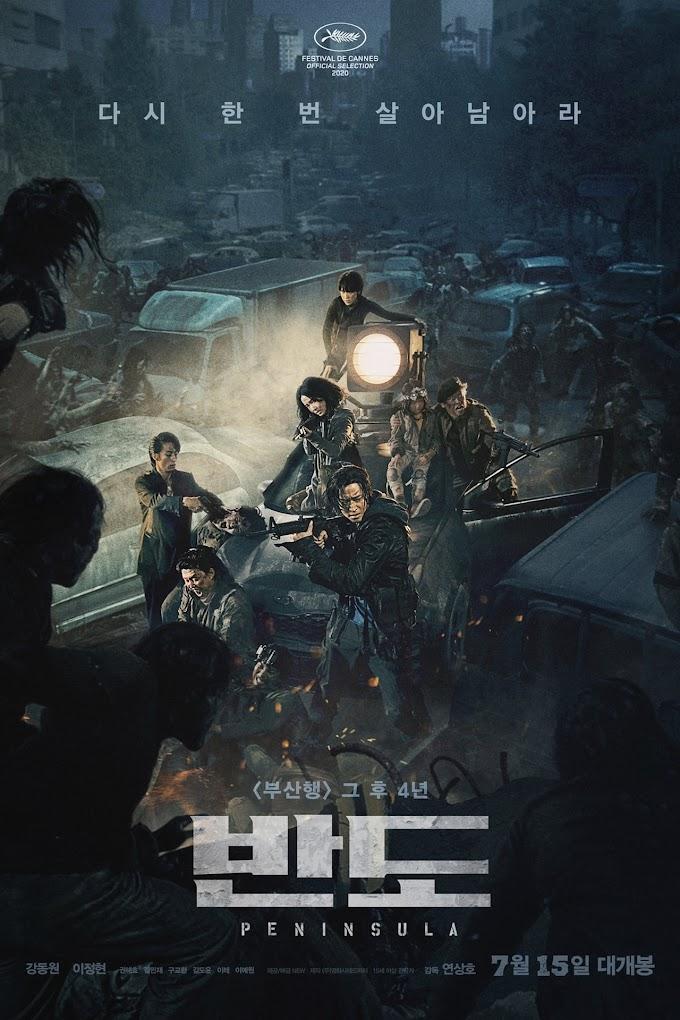 Estación Zombie 2: Península (2020)