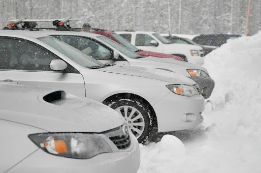 Winter Car Care to Keep Your Car Looking New