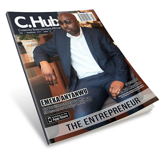 Entrepreneur Issue, Editor's Letter: Step Outside your comfort zone and hold your destiny in your hand.