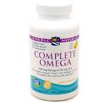Complete Omega 3.6.9. - Lemon by Nordic Naturals 120 Softgels