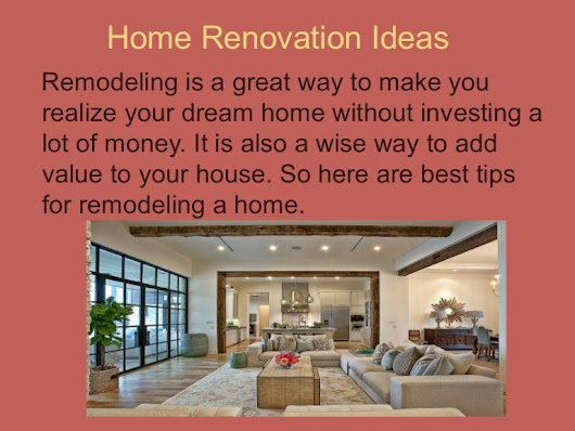 Home Renovation Ideas | Chris Collins Dacula ga