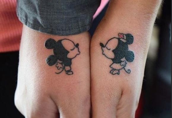 Tatuajes En Pareja Una Súper Idea Para Cerrar El 2018 Estado Del