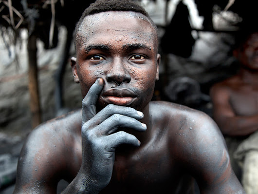 Photos that bear witness to modern slavery