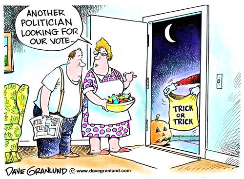 Halloween & Politicians