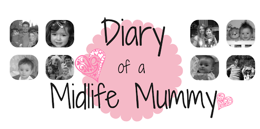 Dear Blog. It's not you, it's me.... - diary of a midlife mummy