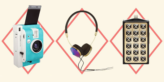 "Marie Claire on Twitter: ""The best gadget gifts for the stylish techies in your life:  """