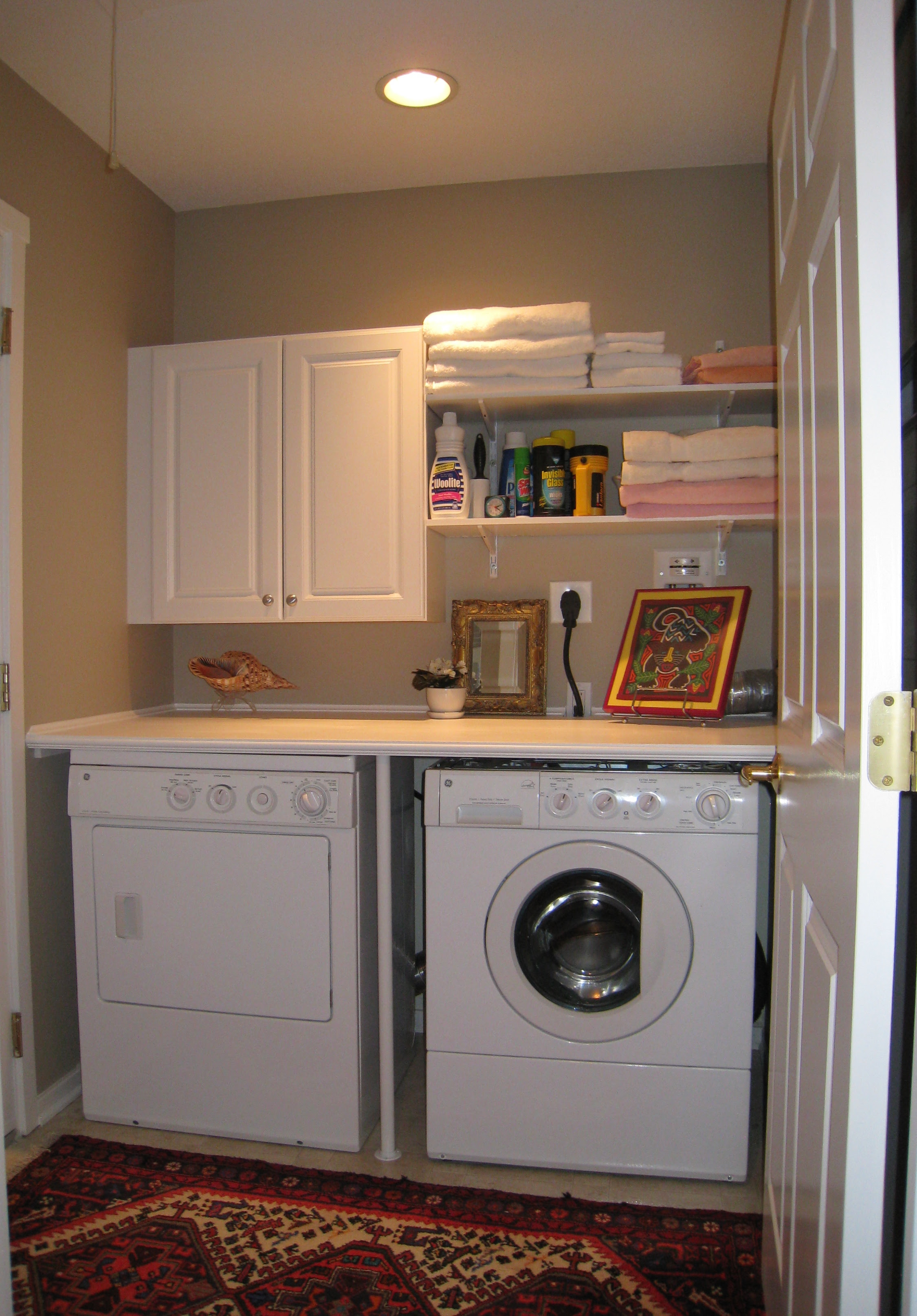 Laundry Room Makeover - AtWell Staged Home