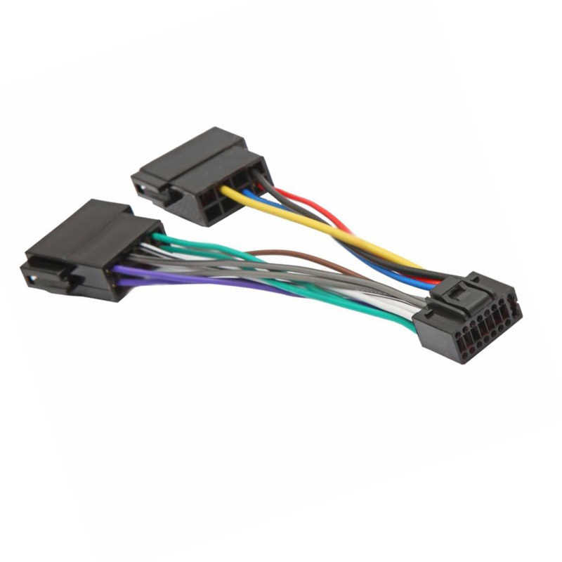 Kenwood Stereo Wiring Harness Adapter