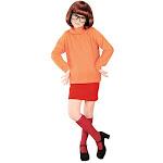 Scooby Doo Velma Child Costume Small