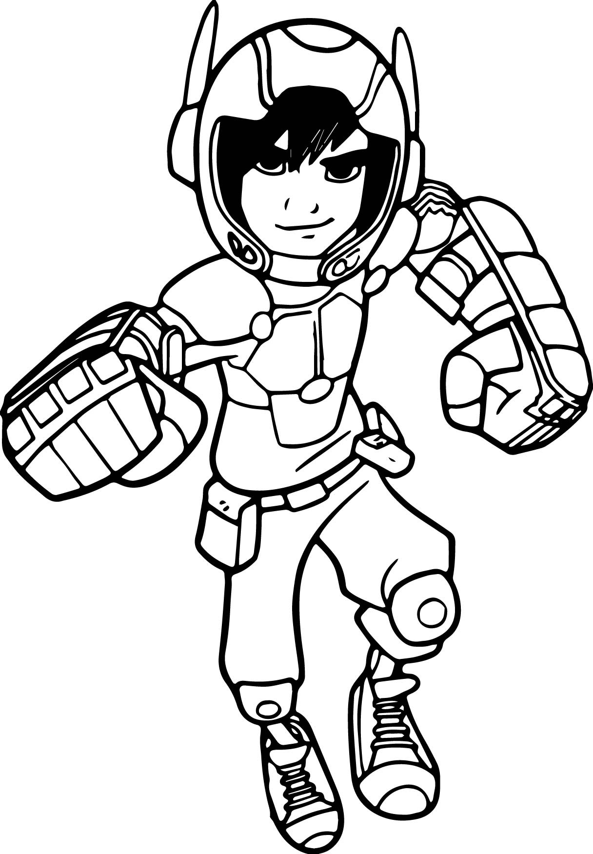big hero 6 coloring pages – ourwayofpassion.com | 1751x1216