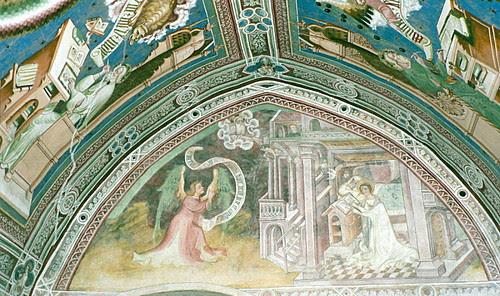 St. Helena Fresken 2
