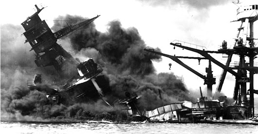 Pearl Harbor Day: Remembering the 'Unbounding Determination' of the American People