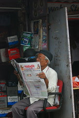 Newspapers are like toilet paper use flush it down by firoze shakir photographerno1