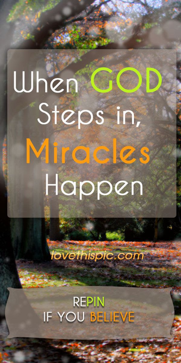 Do You Believe In Miracles Quotes Rodentsolutions