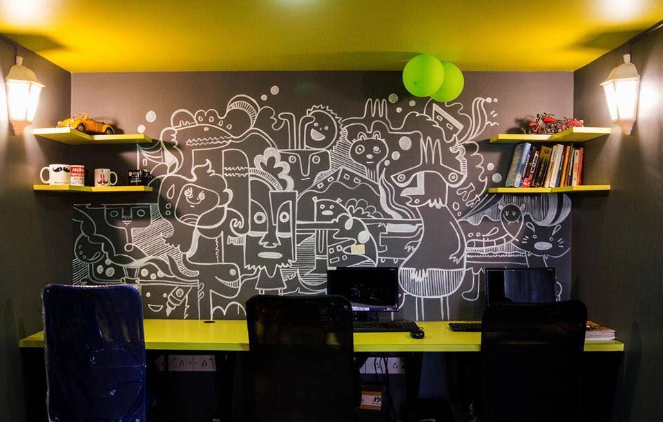 20+ Brilliant Office Design Ideas To Design A Creative Office Space