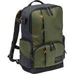 "Manfrotto Street Medium Backpack for DSLR Camera, 3 Lenses and 15"" Laptop MB MS-BP-IGR"