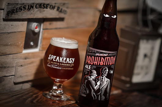 San Francisco's Speakeasy brewery shuts down operations