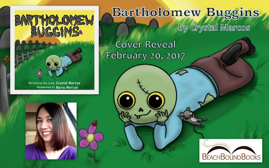 Book Trailer for Children's Zombie Book - Bartholomew Buggins by Crystal Marcos @CrystalMarcos - fundinmentalfundinmental