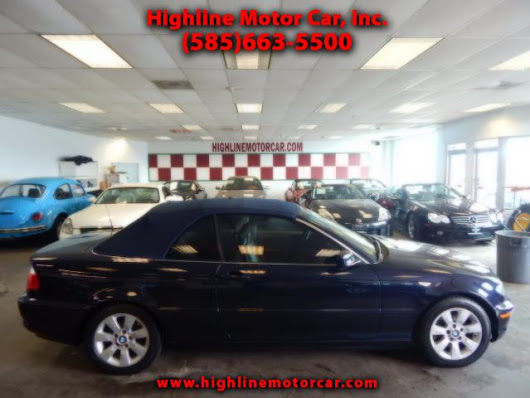 Used 2005 BMW 3-Series for Sale in Rochester NY 14615 Highline Motor Car, Inc.