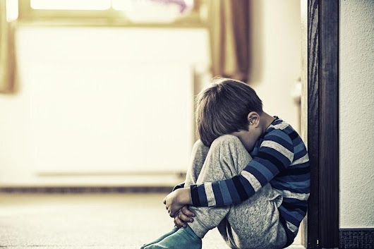 Childhood trauma can affect you until your 50s