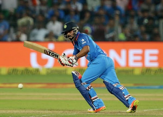 Kedar Jadhav reflects on his match-winning knock - CricTracker