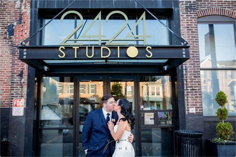 2424 Studios Wedding Photos captured by Philadelphia