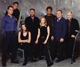 CSI: Proud Sponsors