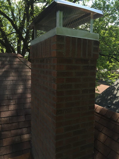 Servicing all chimney and masonry repair in Peoria, Illinois