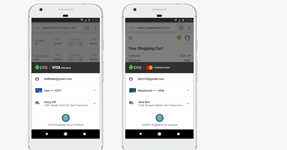 Pakistani Google: Android Pay partners with Visa and ...