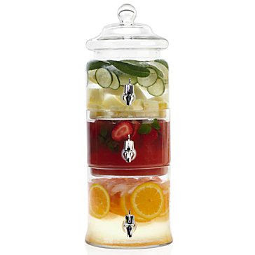 Z Gallerie Trio Beverage Dispenser
